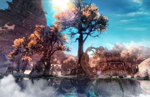 《蜀山缥缈录》游戏壁纸