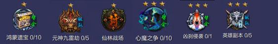 《蜀山缥缈录》游戏资料:人物成长